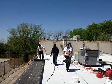 Tarrant County Roofing Commercial Roofing Gallery 1