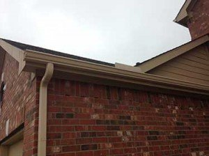 gutters tarrant county roofing