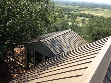 Metal Roofs From Tarrant County Roofing Serving Dfw