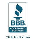 Tarrant County Roofing Better Business Bureau Accredited