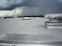 modified bitumen roofs for commercial roofing tarrant county roofing